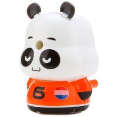 三木(SUNWOOD) 熊猫削铅笔机/削笔机/卷笔刀/学生卷笔刀 彩色(随机) 5023