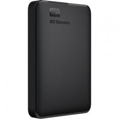 西部数据(WD)1TB USB3.0移动硬盘Elements 新元素系列2.5英寸(稳定耐用 海量存储)WDBUZG0010BBK