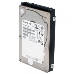 东芝(TOSHIBA) 600GB 128MB 10500RPM 企业级硬盘 SAS接口 企业级能效型系列 (AL14SEB060N) 高效能储存
