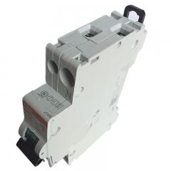 ABB进口断路器 1P+N 16A空气开关紧凑型微型空开 双进双出 SN201L-C16