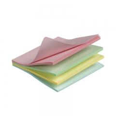 N次贴(STICKN)33001可再贴便条纸/便利贴/百事贴(76x76mm)四色200张装