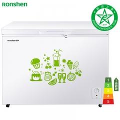 容声(Ronshen) 309升 商用卧式冰柜 厨房冰箱 雪糕大冷柜 冷藏冷冻转换 一级能效BD/BC-309MD