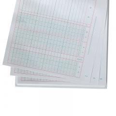西玛(SIMAA)总分类账(24开)196*183mm 财务会计手写记账本账簿 100页/本