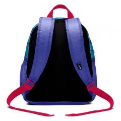 耐克(NIKE)包 运动包 双肩包 Brasilia 幼儿园书包 儿童背包 BA5559-510 罗兰紫