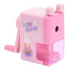 晨光(M&G)文具粉色卡通削笔器削笔机卷笔刀 单个装FPS90606