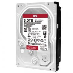 西部数据(WD)红盘Pro 6TB 网络储存硬盘(NAS硬盘/SATA6Gb/s/256M缓存/WD6003FFBX)