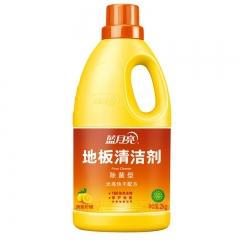 蓝月亮 地板清洁剂 除菌 光亮地板净2kg/瓶