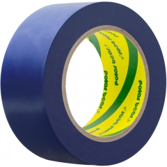 北极熊(Polar bear)PVC-048L PVC地线贴地胶带 地面5S定位警示胶带 蓝色 48mm*33m 1卷装