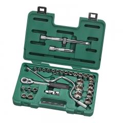 世达 SATA 09099 32件12.5mm系列套筒组套 套筒扳手组套