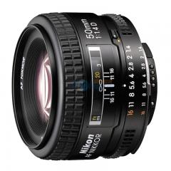 尼康(Nikon) 50mm f/ 1.4D 镜头 人像/风景/旅游