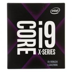 英特尔 (Intel) i9-9960X 酷睿十六核 盒装 CPU处理器