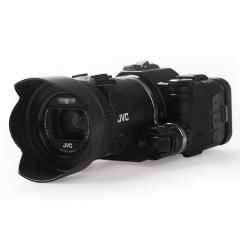杰伟世(JVC )GC-P100BAC 高清DV数码摄像机 体育/运动/赛事 可翻转触摸式液晶屏