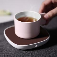 三界茶具 保温底座加热杯垫茶杯陶瓷玻璃杯加热垫恒温底座杯垫加热器