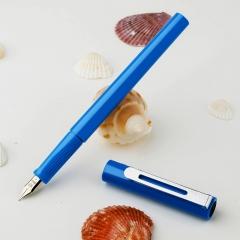 英雄(HERO)深蓝铱金钢笔学生练字墨水笔 1203