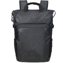 百诺(Benro)炫彩100 旅游双肩摄影包背包 单反微单 多功能背开防盗款