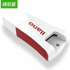 绿巨能(llano) TF卡读卡器 Micro SD卡读卡器  USB读卡器迷你 内存卡读卡器 LJN-CA1001