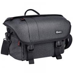 锐玛 EIRMAI SS08 专业单肩斜跨相机包佳能尼康索尼微单背包大容量摄影包单反包