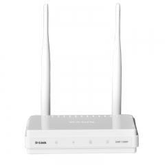友讯(D-Link)dlink DAP-1360P 11N 无线接入点 无线AP 7种工作模式