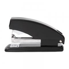 晨光(M&G)文具12#黑色订书机 商务型省力订书器 办公用品 单个装ABS91640