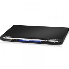 先科(SAST)PDVD-933A DVD播放机(HDMI巧虎播放机CD机VCD DVD光盘光驱播放器 影碟机 USB音乐播放机)黑色