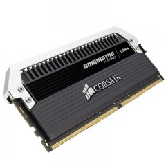 美商海盗船(USCORSAIR)DDR4 3200 32GB(16G×2)套装 台式机内存条 统治者铂金 高端游戏型