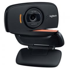 罗技(Logitech)C525 高清网络摄像头 营业厅高拍仪摄像头 自动对焦 人脸识别 720P