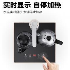 安吉尔(Angel)茶吧机 饮水机 立式智能多功能泡茶专用茶吧机CB2705LK-GD