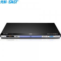 先科(SAST)PDVD-959A DVD播放机 HDMI巧虎播放机CD机VCD DVD光盘光驱播放器 影碟机 USB音乐播放机 黑色