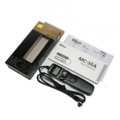 尼康(Nikon) 原装MC-36A定时快门线,适合D5 D4s D3x D810 D850
