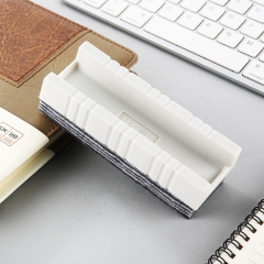 晨光(M&G)文具白色背板135*50mm磁性多层可撕白板擦 单个装ASC99381