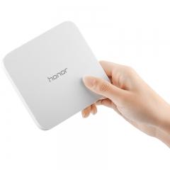 荣耀盒子Pro 旗舰高清网络机顶盒 电视盒子 4K杜比+DTS 智能语音 跨屏续播 互补式双天线WiFi+网口