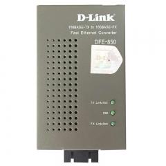 友讯(D-Link)dlink DFE-850 快速以太网 光纤收发器 多模