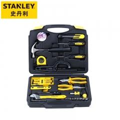 史丹利(Stanley)45件套家用工具箱套装 多功能手动工具箱 组套工具 五金工具组合套装MC-045