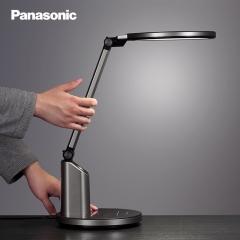 松下(Panasonic)台灯国AA级减蓝光护眼台灯工作阅读触控调光调色儿童学生学习台灯 HHLT0633 致巡系列