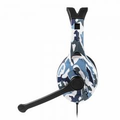 漫步者(EDIFIER)K800 头戴式游戏耳机 电脑耳机耳麦 绝地求生耳机 吃鸡耳机 办公教育 学习培训 迷彩