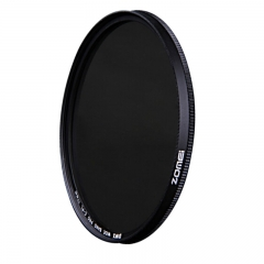 卓美 ZOMEI 超薄CPL偏振镜67mm 索尼富士微单镜头UV镜佳能尼康单反相机滤镜