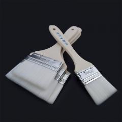 星工 XINGGONG 水性丝刷羊毛刷油漆乳胶漆涂料刷毛刷木蜡油软毛丝刷烘焙刷 5寸水性羊毛刷10把