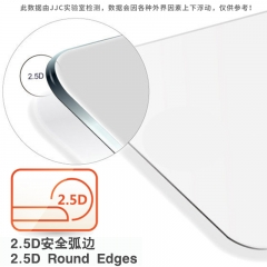 JJC 富士 XT1钢化膜 微单相机贴膜 显示屏高清贴膜 触屏屏幕防刮保护膜 数码液晶屏金刚膜 玻璃硬膜配件