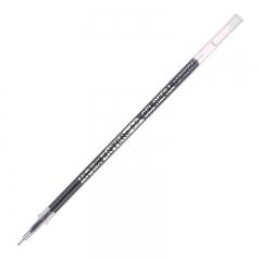 晨光(M&G)文具黑色0.5mm速腾系列半针管中性笔替芯签字笔水笔芯 20支/盒AGR65234