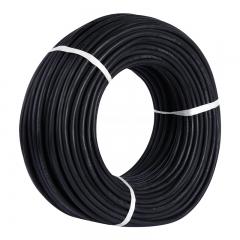 华旗HuaQi 橡套电缆YZ5芯 5*4平方/100m