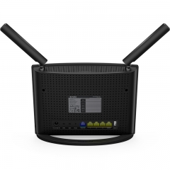 腾达(Tenda)AC9 双千兆路由器 有线无线全千兆 5G双频 智能路由 同轴增强天线WiFi穿墙(含USB接口可拓展)