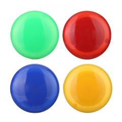 晨光(M&G)文具Φ30mm强磁粒 会议白板专用磁扣 办公教学写字板磁钉 彩色磁贴吸铁石 8粒装ASC99366