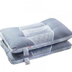 南极人NanJiren 枕头枕芯 决明子立体安睡枕头芯 单人学生成人颈椎枕 单个装 45*70cm