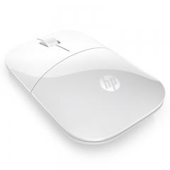惠普(HP)Z3700 无线鼠标 便携办公鼠标 白色
