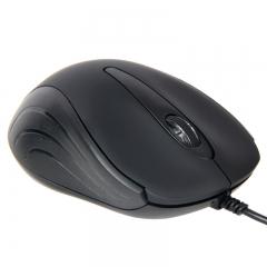 惠普(HP)S300 有线鼠标 黑色