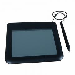 安真通(AZT) AZT-S300 手写板  2048阶面板压感 5.5x4寸感应区 无源无线  USB 2.0 4000LPI分辨率 311.5g