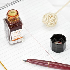 日本百乐(PILOT)钢笔墨水彩墨 夕烧 15ml INK-15-YU原装进口