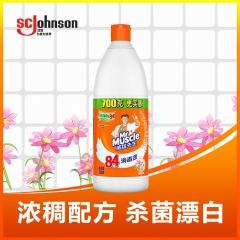 威猛先生 84 消毒液 清新花香 700g 除菌液 消毒水 漂白水(新老包装随机发货)