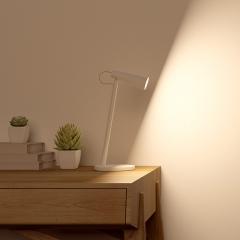 小米 米家台灯 充电台灯 LED台灯 学生书桌床头灯轻巧便携无线超长续航