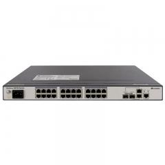 华为(HUAWEI)S2700-26TP-SI-AC 24口百兆企业级以太网络交换机 Web网管 适用企业/监控网络分流器